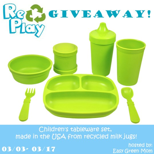 re-play set giveaway