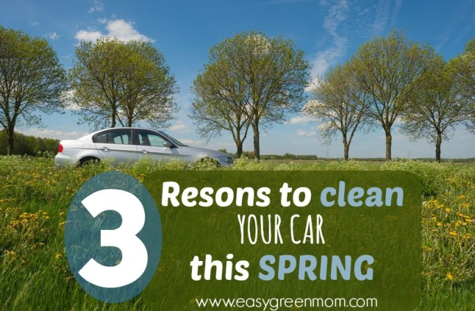 3 Reasons to Clean you Car this Spring