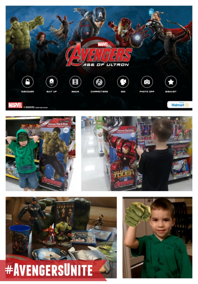 #AvengersUnite MARVEL's The Avengers Age of Ultron app,  Super Heroes Assemble.