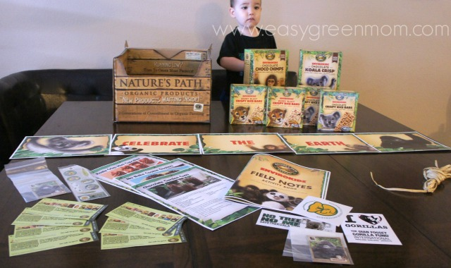 Nature's Path Earth Day Kit