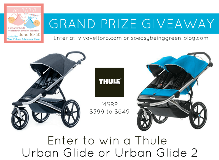 Thule Urban Glide Giveaway
