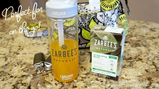 Zarbee's Naturals and Sampler Event #DrinkForYourself