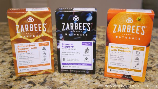 Zarbee's Naturals Adult Vitamin Drink Mixes