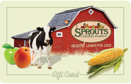 Sprouts Gift Card Giveaway