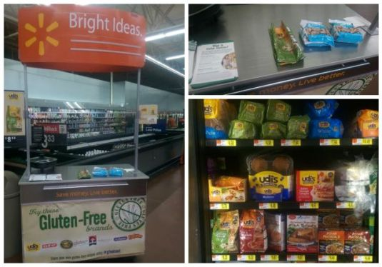 Walmart Gluten-Free Brands