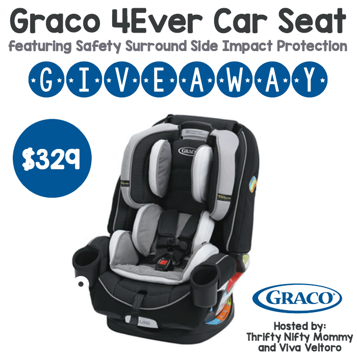 graco car seat giveaway