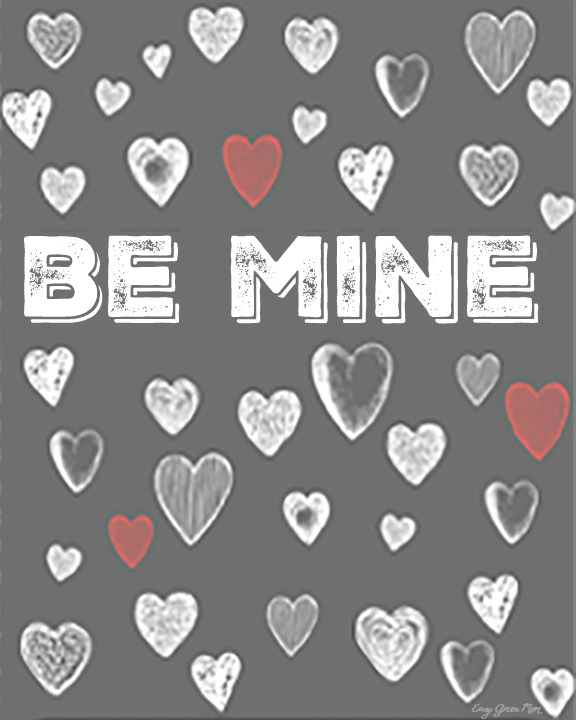 Gray Be Mine