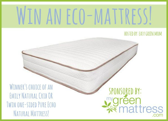 My Green Mattress Giveaway!