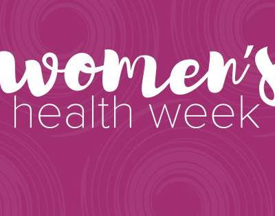 Women's Health Week Sampler Event!
