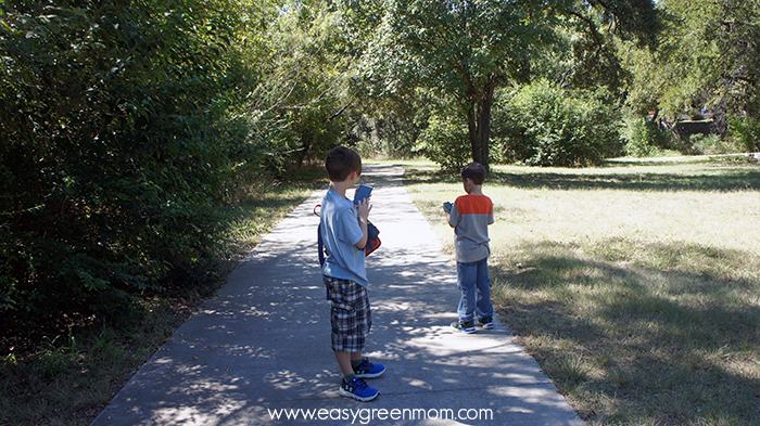 Playing Outdoors with Ecokeepers