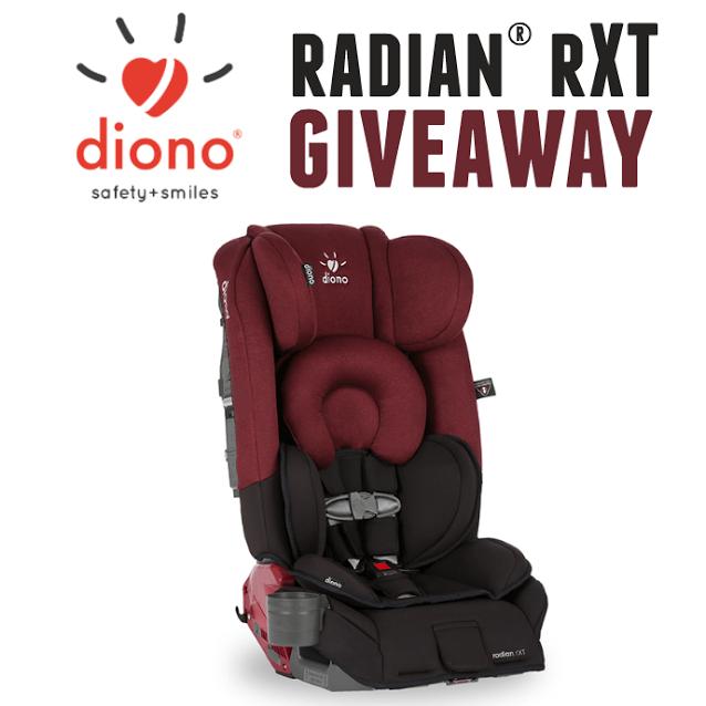 Diono Radian RXT Giveaway