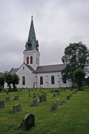 Eidsvoll Church