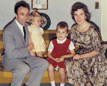 Tolleif Roni Andersen Family