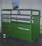 Hog Scale, 5ft, Digital, with optional Wheel & Handle Kit
