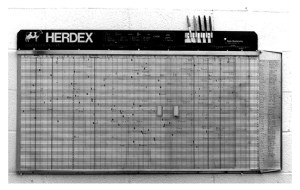 Herdex dairy herd record keeping system