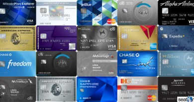 The Top 5 Best Travel Credit Cards for 2017