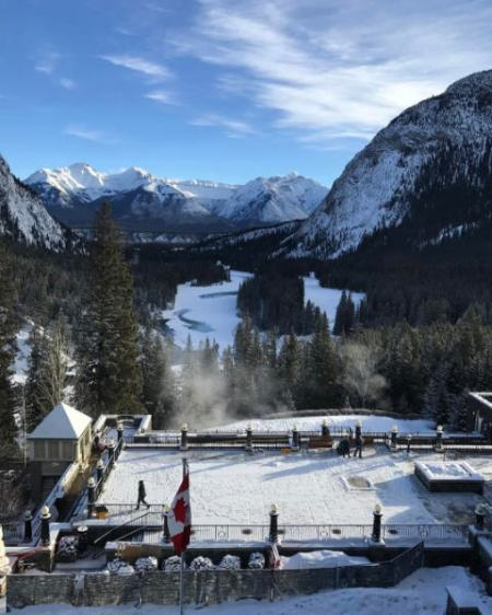 Hotel Review Fairmont Banff Springs Hotel Gold Experience