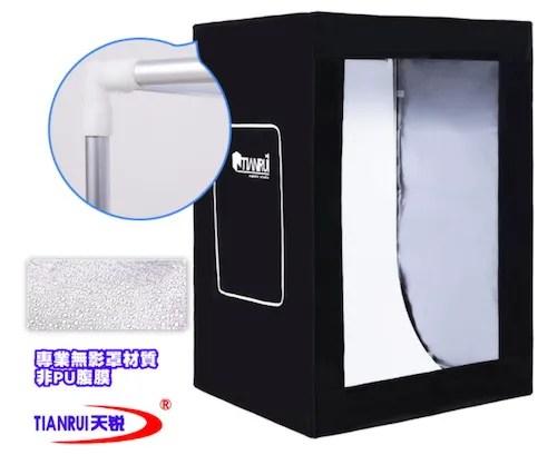 小型攝影棚推薦-天銳巨形攝影箱