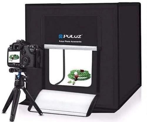攝影棚推薦-【PULUZ】LED攝影棚 40公分