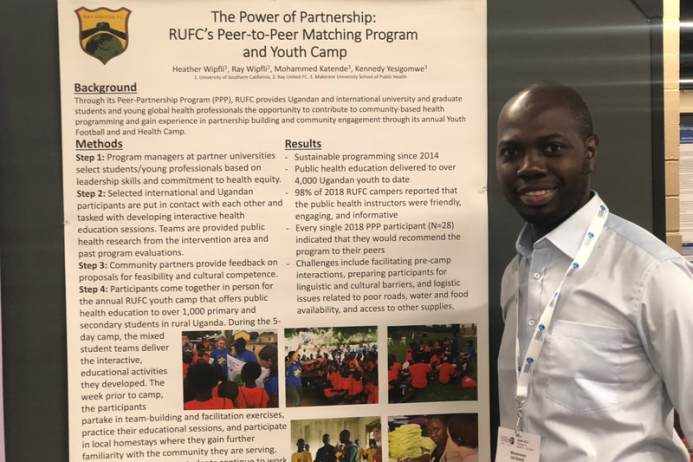 My Road to the Consortium of Universities for Global Health Conference in Chicago, Illinois, 2019