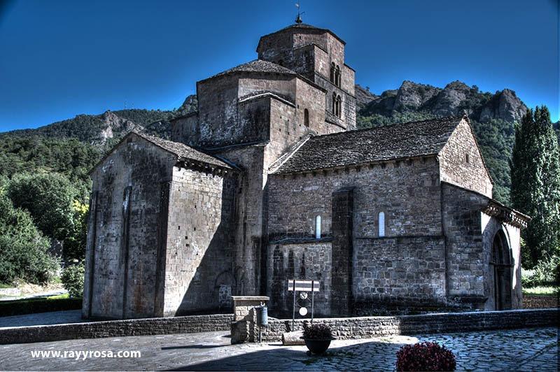 Camino Catalán por San Juan de la Peña