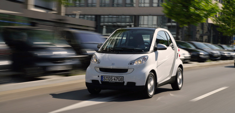 Edition smart fortwo,micro hybrid driver(mhd), coupe  (451) 2007