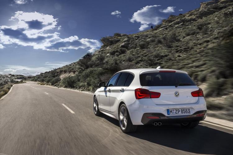 Novo BMW SERIE 1 2015 FACELIFT 21
