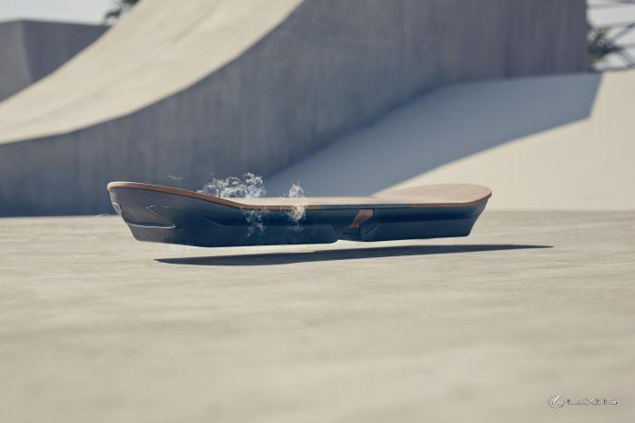 lexus hoverboard lexushover 1