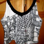 Pittsburgh Drawn Shirt: Oakland Avenue