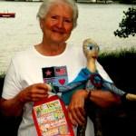 The Grandma Superhero Doll