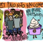 A Very Palo Alto Halloween….