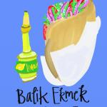 Balik Ekmek, eating Istanbul