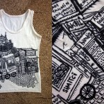 Drawn Shirt, Istanbul, From Karakoy to Eminonu