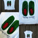 The Watermelon Slippers – Karpuz Tshirt