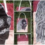 Cem Karaca Tote Bags