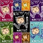 The Rarr Monster Girl