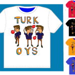 The Turk Oys Tshirt