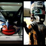 Vancouver Faces : First nation art