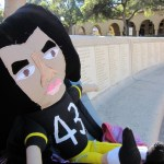 The Troy Polamalu Doll Army