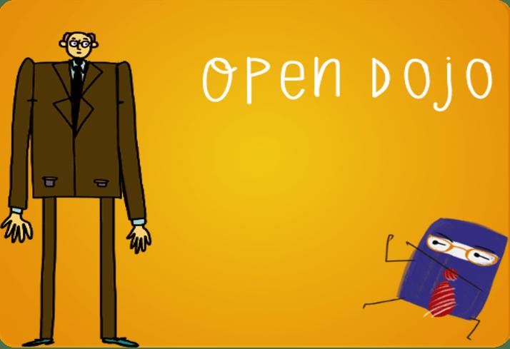 Game - open dojo