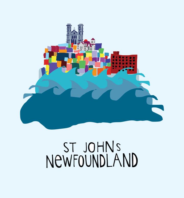 St Johns Newfoundland - Margaret Hagan -  smaller-01