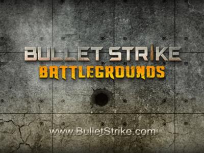 Bullet Strike:Battlegrounds(ブレットストライク バトルグラウンズ)