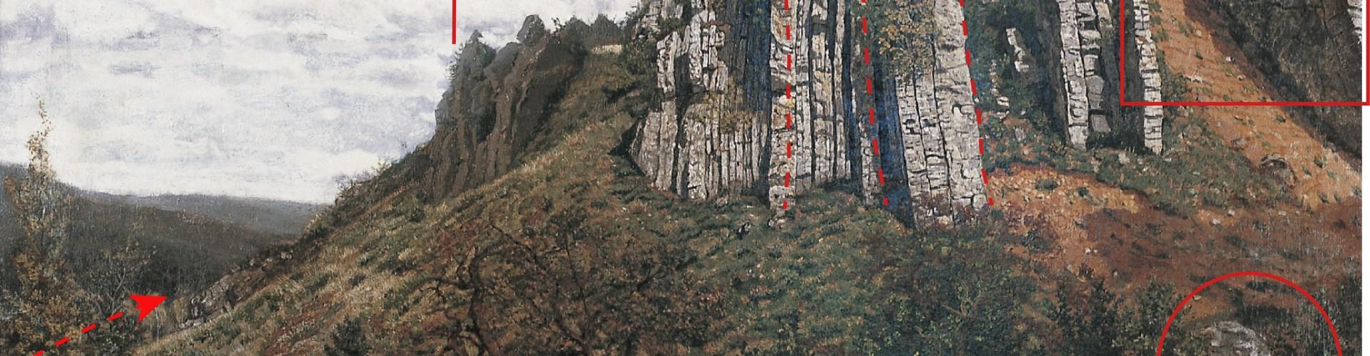 El Prado pide ayuda a los geólogos para descubrir la situación del afloramiento de una pintura del siglo XIX