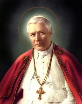 El Papa San Pio X condenó el liberalismo y lo declaró contrario a las enseñanzas de la Iglesia.
