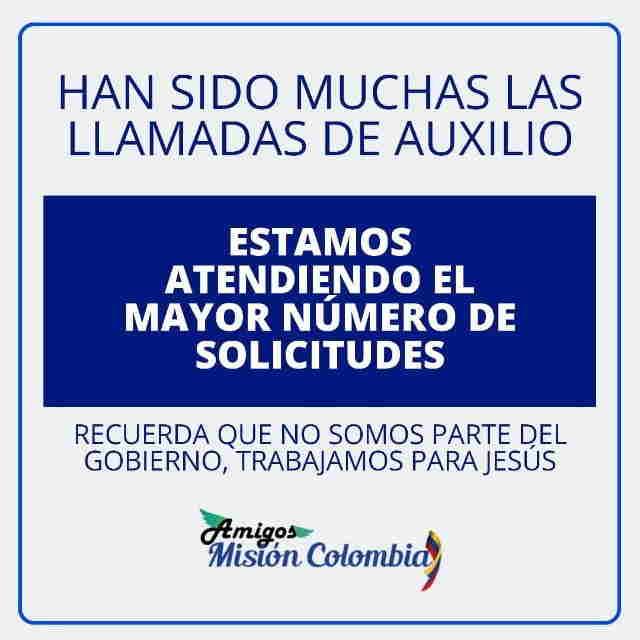 Amigos Misión Colombia