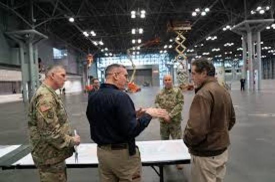ingenieros militares USA