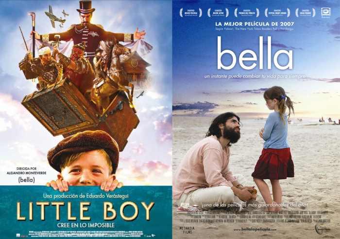Bella y Little Boy