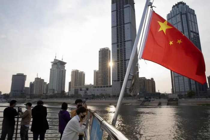 Chinas global growth in jeopardy