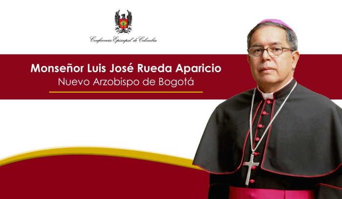 Nuevo Arzobispo de Bogotá