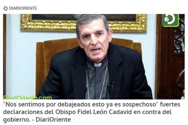 DiariOriente Mons Fidel Cadavid